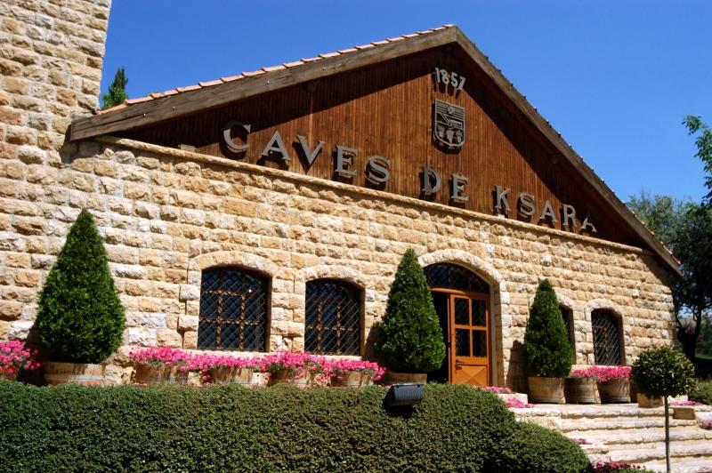 Ksara Caves