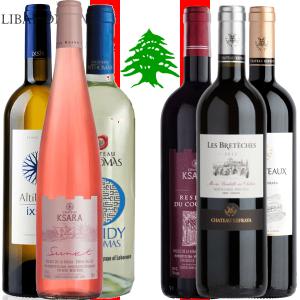 Libanon Wein Paket
