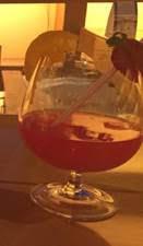 Arak Cocktail - Litchi Juice