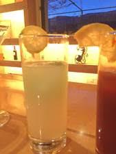 Arak Cocktail - aloe vera juice
