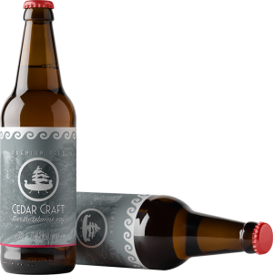 Cedar Craft - Beer the Lebanese way